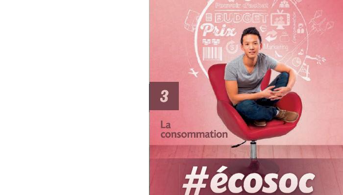 UAA3 - La consommation #écosoc