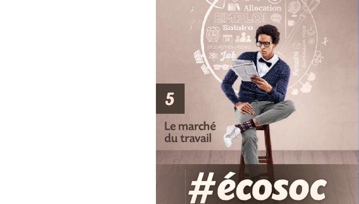 UAA5 - Le marché du travail #écosoc