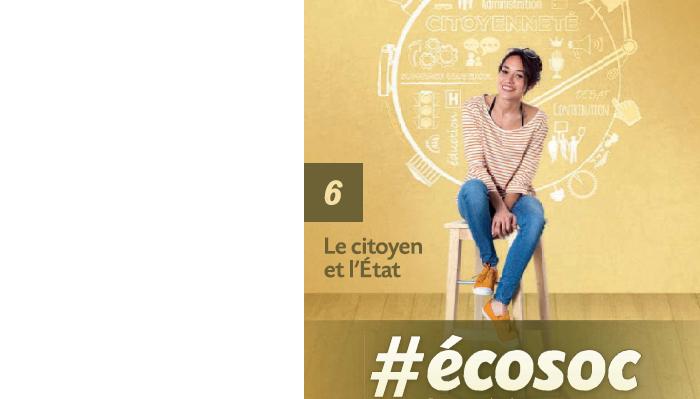 UAA6 - Le citoyen et l'Etat #écosoc